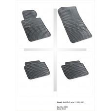 Dywaniki podłogowe BMW SERIA 3 FROGUM-0660