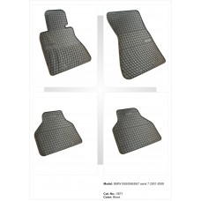 Dywaniki podłogowe BMW SERIA 7 FROGUM-0671