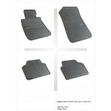 Dywaniki podłogowe BMW SERIA 3 FROGUM-0661