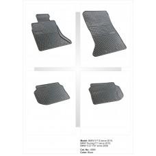 Dywaniki podłogowe SERIA 5 BMW F10/F11 - LIFT (FROGUM-542780)