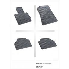 Dywaniki podłogowe BMW SERIA X3 FROGUM-0665