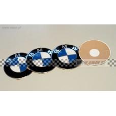 Emblemat z folią samoprzylepną BMW oryginał-36131181080