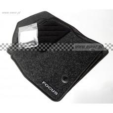 Dywaniki podłogowe welurowe przednie + tylne FOCUS C-MAX, C-MAX (FORD oryginał-1418444)