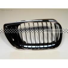 Grill / atrapa / nerki lewa - BMW E46 SEDAN, KOMBI (BMW oryginał-51137030545)
