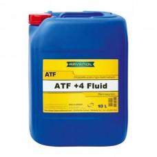 Olej przekładniowy RAVENOL ATF  4 FLUID 10L