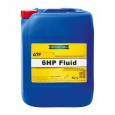 Olej przekładniowy RAVENOL ATF 6HP FLUID 10L