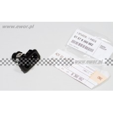 Dysza spryskiwacza prawa E39 BMW oryginał-61678360662
