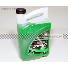 Płyn chłodniczy Borygo Eko zielony - 5 L