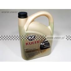 Płyn chłodniczy K2 KULER -35°C ZIELONY - 5L