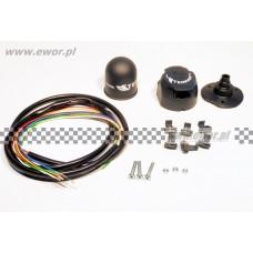 Zestaw elektryczny urządzenia holującego / wiązka elektryczna haka holowniczego.