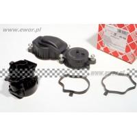 Filtr odmy / separator oleju BMW 3 (E46), 5 (E60), 5 (E61), 7 (E65, E66, E67), X3 (E83), X5 (E53) 2.5D/3.0D (FEBI-45196)