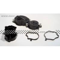 Filtr odmy / separator oleju BMW 3 (E46), 5 (E60), 5 (E61), 7 (E65, E66, E67), X3 (E83), X5 (E53) 2.5D/3.0D (JC PREMIUM-BSB001PR)