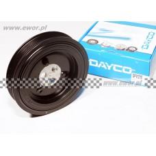 Koło pasowe wału korbowego Transit 06- (DAYCO-DPV1210)
