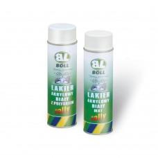 BOLL lakier akrylowy biały mat - rally 500ml 0010126