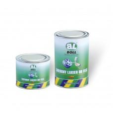 BOLL lakier czarny mat do felg samochodowych 1L 001430