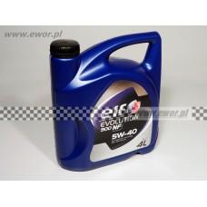 Olej syntetyczny ELF EVOLUTION 900 NF 5W40 4L