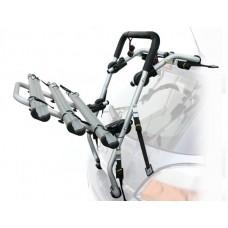 Uchwyt rowerowy na klapę 3 rowery Padova 3 aluminium