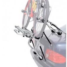 Uchwyt rowerowy na klapę 2 rowery Padova 2 aluminium