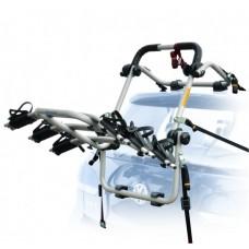 Uchwyt rowerowy na klapę 3 rowery Firenze 3 aluminium