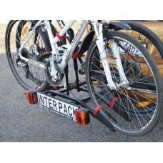 Platforma na hak do przewozu 2 rowerów Inter Pack Eco