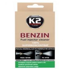K2 czyszczenie wyrysków benzynowych 50ml 037870