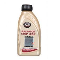 K2 radiator stop leak płynny uszczelniacz 400ml 037874