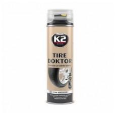 K2 tire doctor spray do przebitych opon 535ml 037869