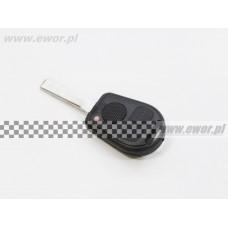 Klucz obudowa pilota E31 E34 E36 E38  Zamiennik-51219068733, 51219068735
