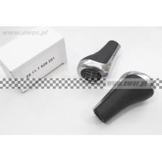 Gałka uchwyt dźwigni zmiany biegów BMW oryginał-25117529251