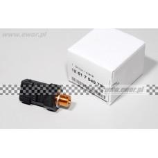 Czujnik ciśnienia oleju E60 E61 E81 E90 E91 BMW oryginał-12617549796