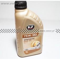 Olej przekładniowy K2 MATIC 75W-90 GL-5 1L