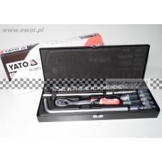 Zestaw narzędziowy 25 elementów YT-12671