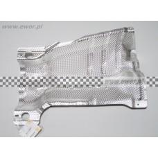 Izolacja termiczna zbiornika paliwa E84 E90 E91 E93 BMW oryginał-51717117372
