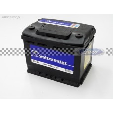 Akumulator rozruchowy Voltmaster / Centra 12V 55Ah 460A