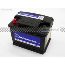 Akumulator rozruchowy Voltmaster / Centra 12V 55Ah 460A L