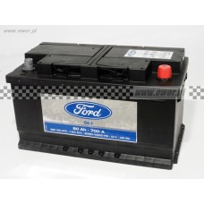 Akumulator FORD Silver Calcium 80Ah 700A