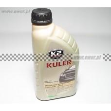 Płyn chłodniczy K2 KULER -35°C ZIELONY - 1L