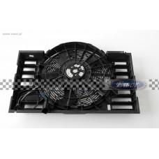 Wentylator skraplacza klimatyzacji BMW E65/66 730d, 730Ld, 740d (BMW oryginał-64546921380)