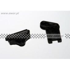 Zestaw naprawczy rolety tylnej szyby BMW E39 (Zamiennik- 51468176169)