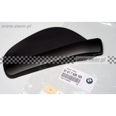 Pokrywka ramienia wycieraczki E60, E61, E63, E64 (BMW oryginał-61617037356)