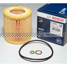 Filtr oleju E90 E91 E60 E61 F20 F11 E83 E84 / BOSCH-1457429269