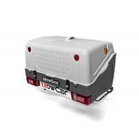 Bagażnik kufer box na hak Towbox V1