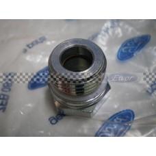 Adapter, nakrętka, złącze układu wspomagania Mondeo, Focus, Transit (FORD oryginał 6742740, F33C-3F656-BA)