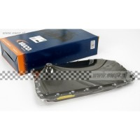 Miska olejowa automatycznej skrzyni biegów BMW E90 E91 E60 E61 E65 E66 F01 F02 E70 (VAICO-V200574)