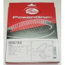 Pasek rozrządu Ford Fiesta V/VI, Fusion 1.4 TDCi (GATES - 5587XS)