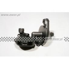 Odma / zawór odpowietrzenia skrzyni korbowej / separator oleju BMW E46 E39 E60 E65 E38 E83 E53 (HANS PRIES-501413)