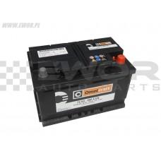 Akumulator rozruchowy 72Ah 680A 12V Omnicraft 2130418 - 572409068