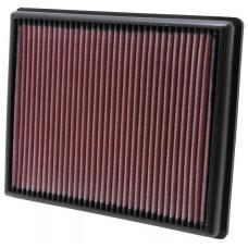 Filtr powietrza BMW F20, F21, F23, F30, F31, F33, F36, 335 i, 435 i, M (K&N-33-2997)