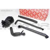Zestaw odma / separator oleju BMW E46, E39, E60, E61, E39, E65, E83 (Febi Bilstein-47229)