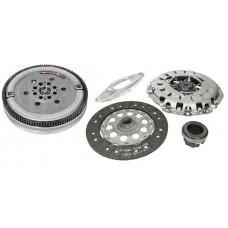 Zestaw sprzęgło / koło dwumasowe BMW E87, E46, E90, E60, E83 - 2.0D (LUK-624315810, 415040110)